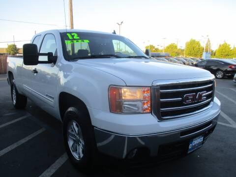 2012 GMC Sierra 1500 for sale at Choice Auto & Truck in Sacramento CA