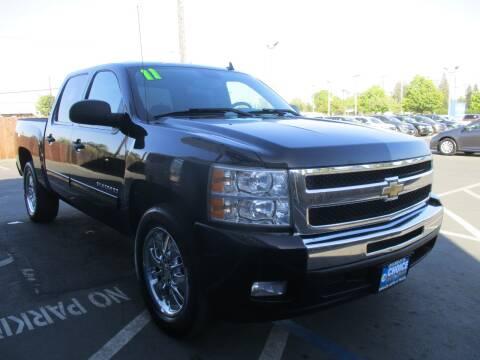 2011 Chevrolet Silverado 1500 for sale at Choice Auto & Truck in Sacramento CA