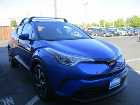 2018 Toyota C-HR for sale at Choice Auto & Truck in Sacramento CA