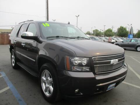 2010 Chevrolet Tahoe for sale at Choice Auto & Truck in Sacramento CA