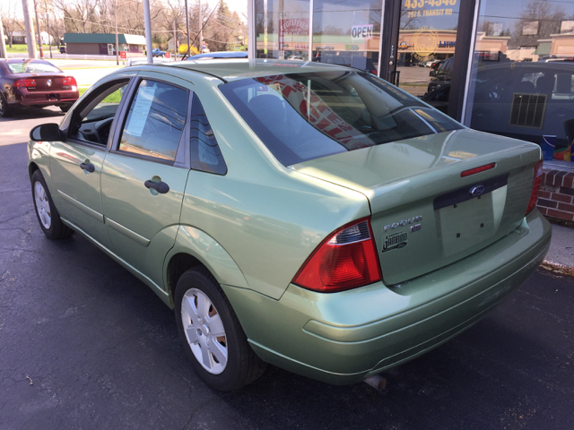 2007 ford focus zx4 se 4dr sedan in lockport ny - nickel city auto sales