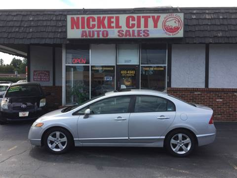 2007 Honda Civic for sale in Lockport, NY