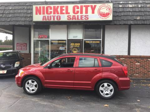 2009 Dodge Caliber for sale in Lockport, NY
