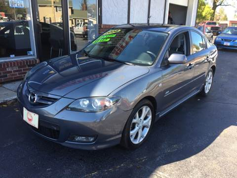 2008 Mazda MAZDA3 for sale in Lockport, NY