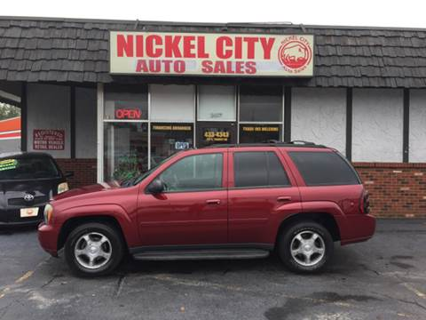 2008 Chevrolet TrailBlazer for sale in Lockport, NY