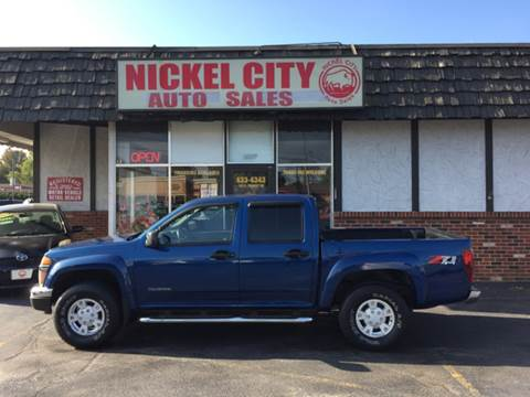 2005 Chevrolet Colorado for sale in Lockport, NY