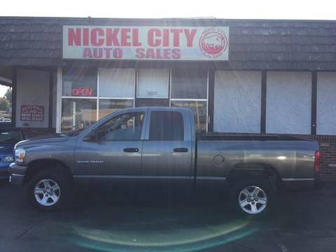 2006 Dodge Ram Pickup 1500 for sale in Lockport, NY