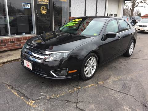 2012 Ford Fusion for sale in Lockport, NY