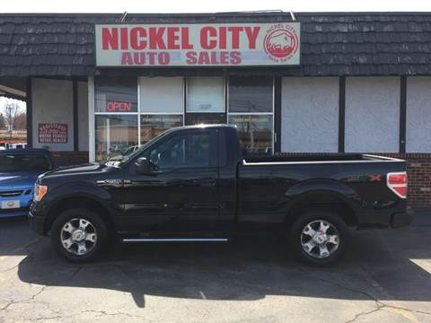 2009 Ford F-150 for sale in Lockport, NY