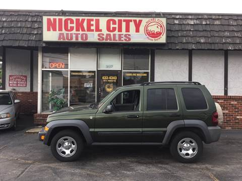 2007 Jeep Liberty for sale in Lockport, NY