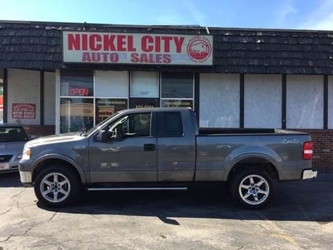 2007 Ford F-150 for sale in Lockport, NY