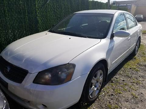 2006 Nissan Altima for sale in East Patchogue, NY