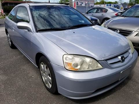 2001 Honda Civic for sale in East Patchogue, NY