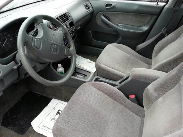 1996 Honda Civic LX Sedan   East Patchogue NY