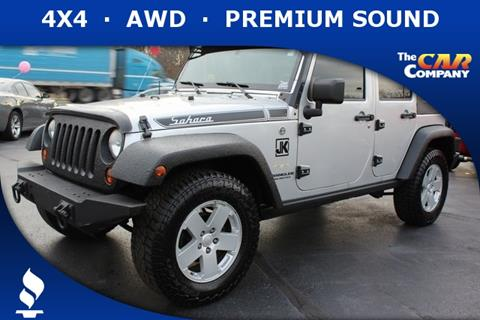 2008 Jeep Wrangler Unlimited for sale in Warsaw, IN
