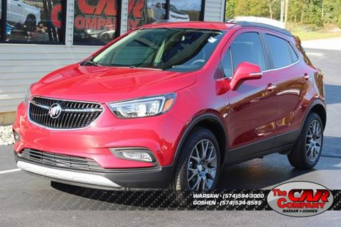 2019 Buick Encore for sale in Warsaw, IN