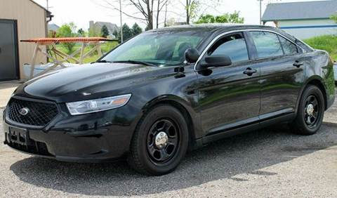 2014 Ford Taurus for sale in Shelbyville, MI