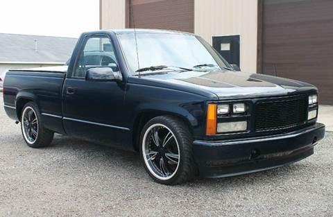 1989 GMC Sierra 1500 for sale in Shelbyville, MI