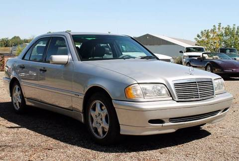 2000 Mercedes-Benz C-Class for sale in Shelbyville, MI