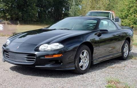 2000 Chevrolet Camaro for sale in Shelbyville, MI
