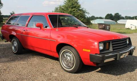 1979 Ford Pinto for sale in Shelbyville, MI