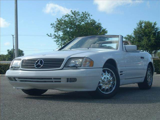 1998 Mercedes-Benz SL-Class for sale at PORT TAMPA AUTO GROUP LLC in Riverview FL