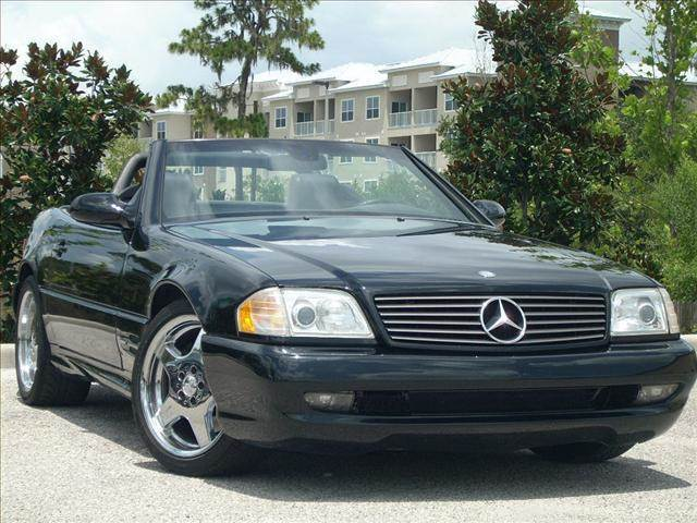 1999 Mercedes-Benz SL-Class for sale at PORT TAMPA AUTO GROUP LLC in Riverview FL