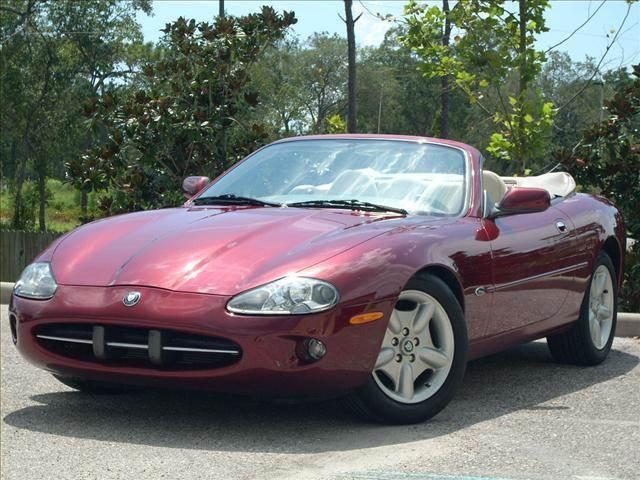 1997 Jaguar XK-Series for sale at PORT TAMPA AUTO GROUP LLC in Riverview FL