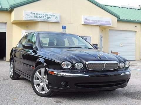 2006 Jaguar X-Type for sale at PORT TAMPA AUTO GROUP LLC in Riverview FL