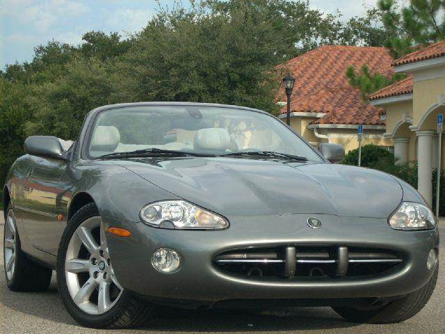 2003 Jaguar XK-Series for sale at PORT TAMPA AUTO GROUP LLC in Riverview FL