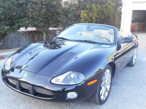 2003 Jaguar XKR for sale at PORT TAMPA AUTO GROUP LLC in Riverview FL