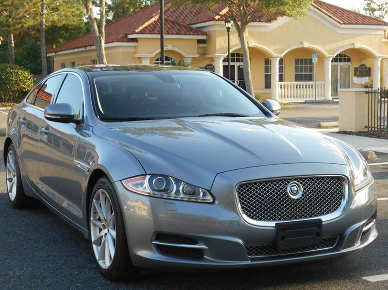 2012 Jaguar XJ for sale at PORT TAMPA AUTO GROUP LLC in Riverview FL