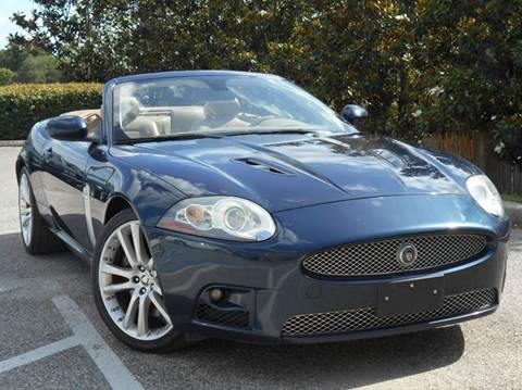 2008 Jaguar XK-Series for sale at PORT TAMPA AUTO GROUP LLC in Riverview FL