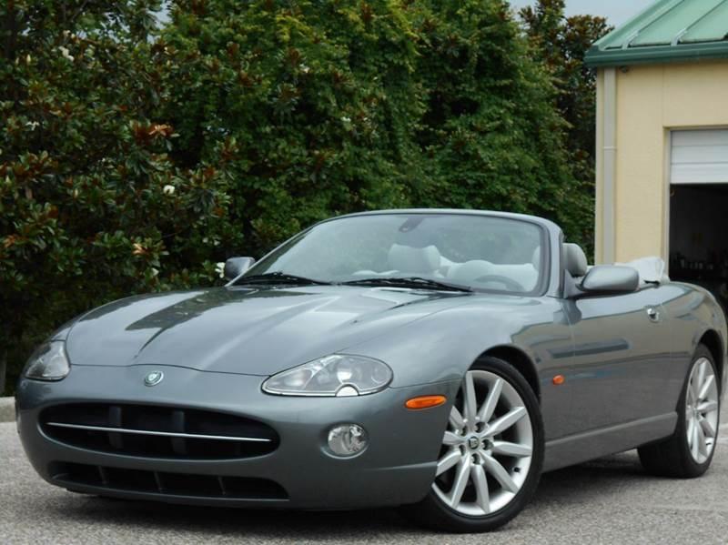 2005 Jaguar XK-Series for sale at PORT TAMPA AUTO GROUP LLC in Riverview FL