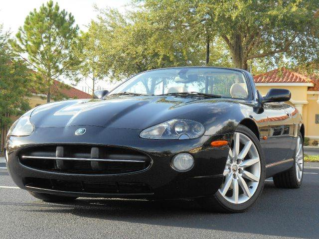 2005 Jaguar XK-Series for sale at PORT TAMPA AUTO GROUP LLC in Riverview FL