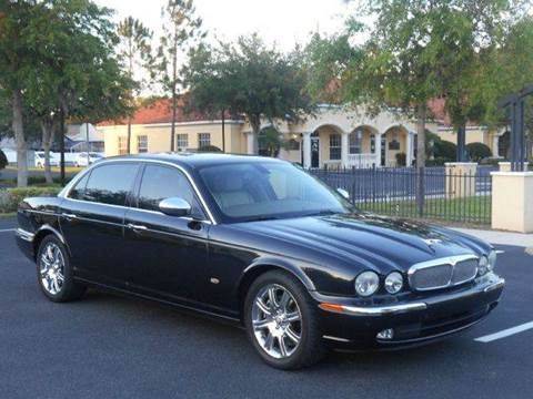 2006 Jaguar XJ-Series for sale at PORT TAMPA AUTO GROUP LLC in Riverview FL
