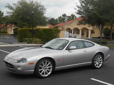 2006 Jaguar XK-Series for sale at PORT TAMPA AUTO GROUP LLC in Riverview FL