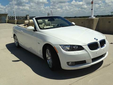 2007 BMW 3 Series for sale at PORT TAMPA AUTO GROUP LLC in Riverview FL
