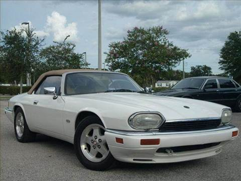 1995 Jaguar XJS for sale at PORT TAMPA AUTO GROUP LLC in Riverview FL