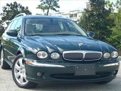 2005 Jaguar X-Type for sale at PORT TAMPA AUTO GROUP LLC in Riverview FL