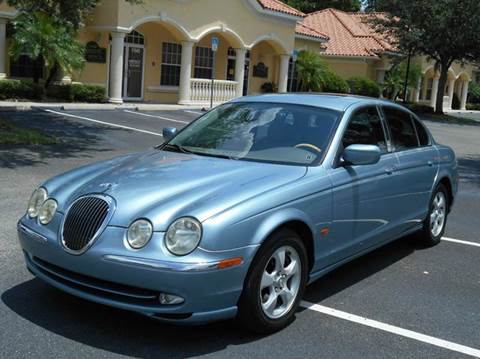 2002 Jaguar S-Type for sale at PORT TAMPA AUTO GROUP LLC in Riverview FL