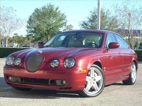 2004 Jaguar S-Type for sale at PORT TAMPA AUTO GROUP LLC in Riverview FL