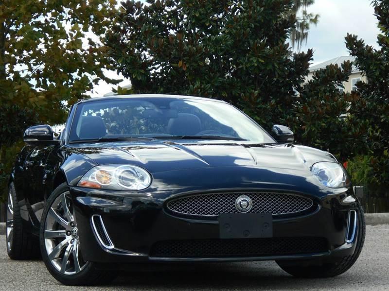 2010 Jaguar XK for sale at PORT TAMPA AUTO GROUP LLC in Riverview FL