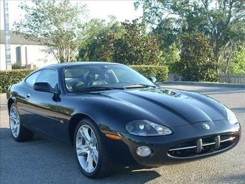 2004 Jaguar XK-Series for sale at PORT TAMPA AUTO GROUP LLC in Riverview FL