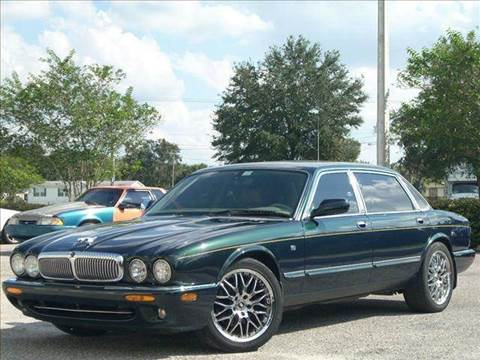 2000 Jaguar XJ for sale at PORT TAMPA AUTO GROUP LLC in Riverview FL