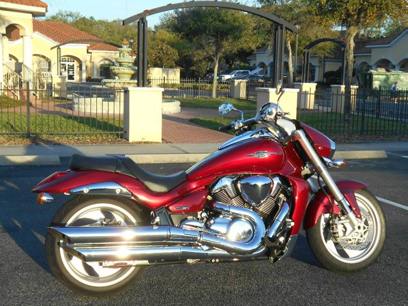 2007 Suzuki Boulevard  for sale at PORT TAMPA AUTO GROUP LLC in Riverview FL