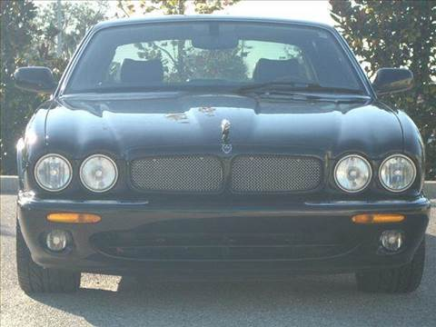 2001 Jaguar XJR for sale at PORT TAMPA AUTO GROUP LLC in Riverview FL