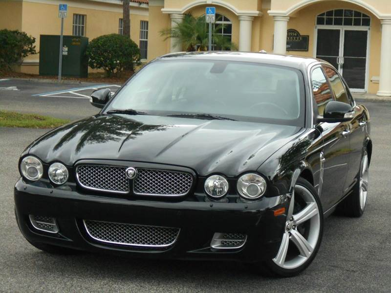 2008 Jaguar XJ-Series for sale at PORT TAMPA AUTO GROUP LLC in Riverview FL