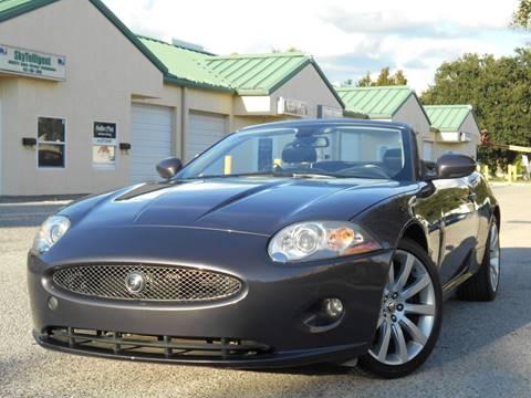 2008 Jaguar XK-Series for sale in Riverview, FL