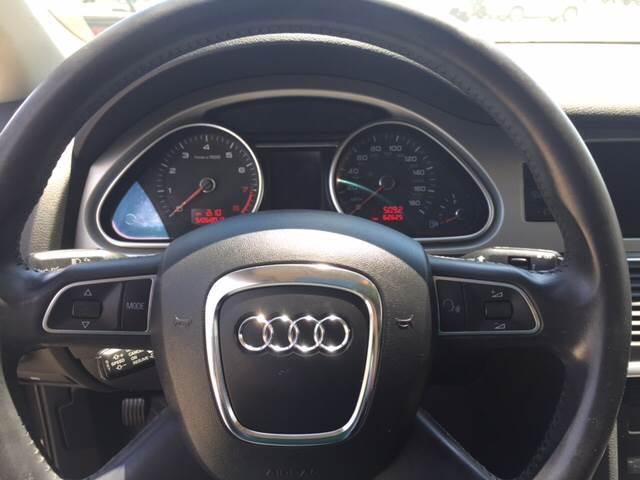 2010 Audi Q7 for sale at TOWN & COUNTRY MOTORS INC in Meriden KS